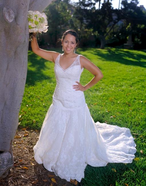 Marina Wedding Bride