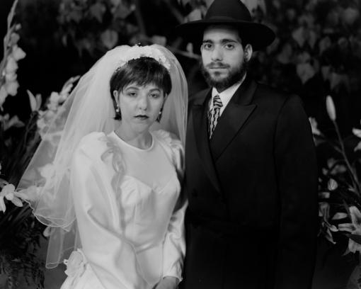 Orthodox Bride and Groom
