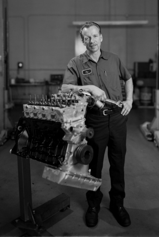 Monaco High Performance Mechanic with Ferarri Engine