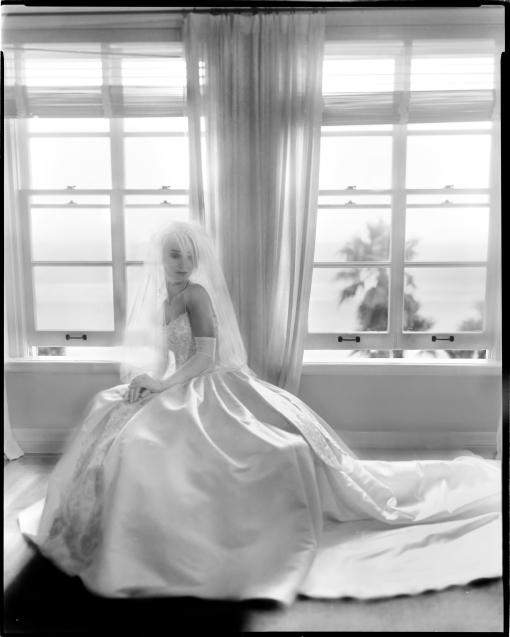 Santa Monica Luxury Hotel, bride getting ready