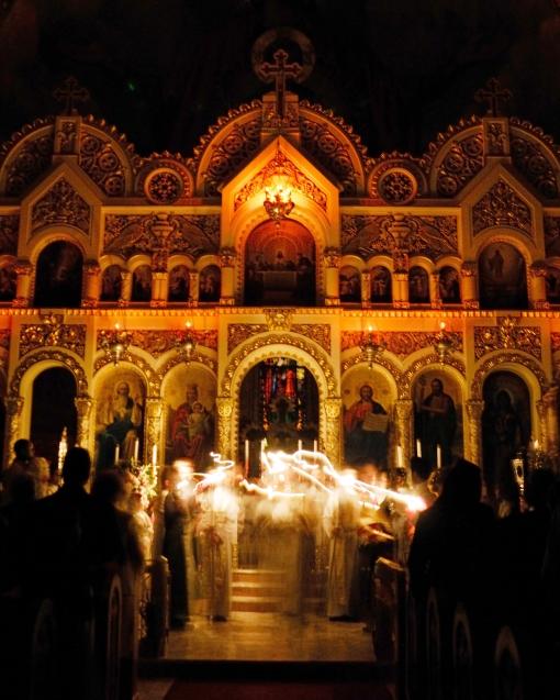 Saint Sophia Greek Orthodox Cathedral Easter Brochure